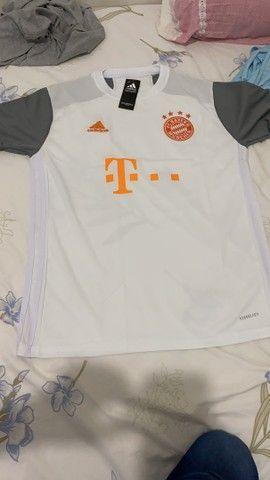 Camisas de time europeu