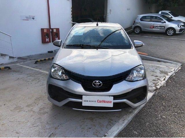Toyota Etios 1.5 X PLUS 16V FLEX 4P AUTOMATICO - Foto 2