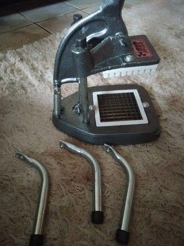 Picador de legumes ( cortador de batatas e legumes ) - Foto 2