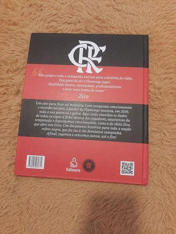 Livro flamengo  - Foto 2