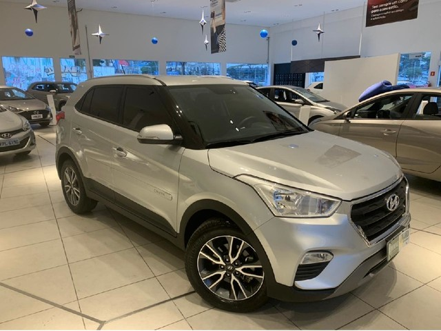 Hyundai Creta 1.6 16V FLEX PULSE PLUS AUTOMATICO - Foto 3