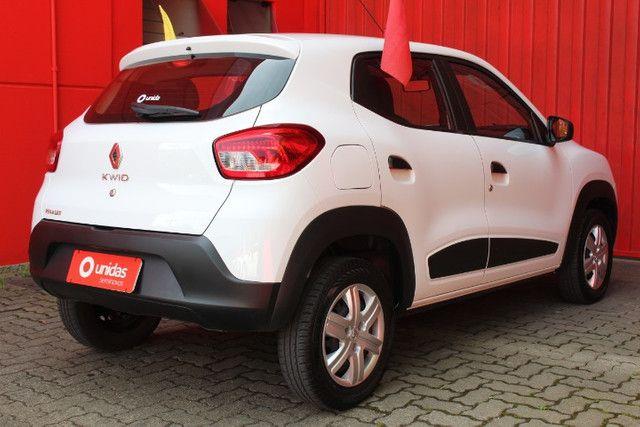Renault Kwid Zen 1.0 4P ano 2020 Único dono!!! - Foto 5