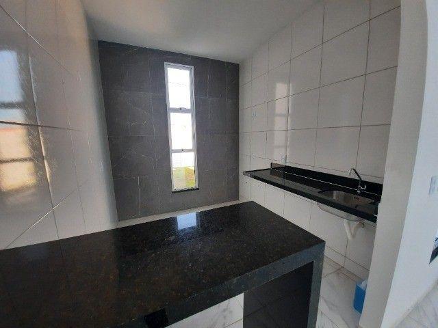 JP casa nova de 3 quartos 2 banheiros com fino acabamento - Foto 7