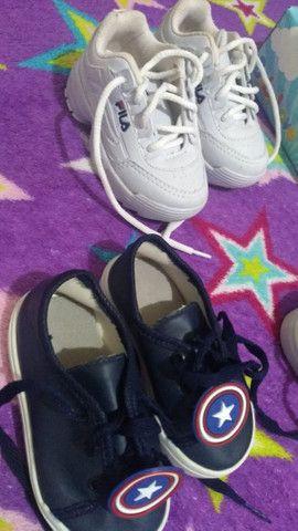 Lote de sapatos 150 - Foto 5
