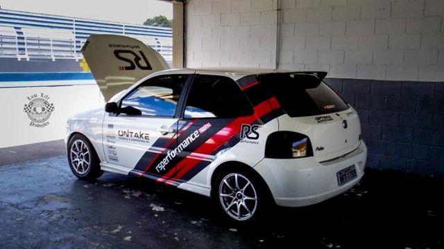 Palio Turbo Rua X Pista 245cv - Foto 6