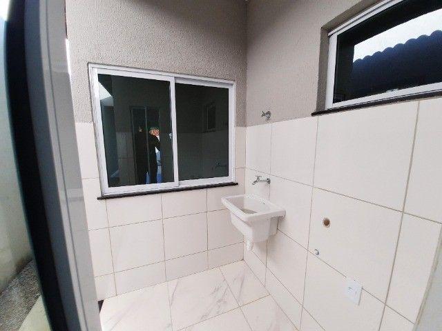JP casa nova de 3 quartos 2 banheiros com fino acabamento - Foto 13