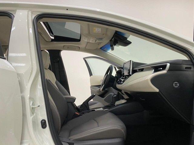 Corolla Altis Hybrid Premium 20/21 5.600 km ! - Foto 11