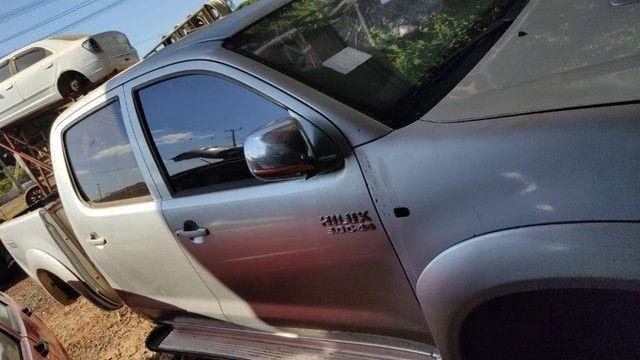 Toyota Hulix SW4 2007 A 2012 Sucata Com Garantia - Foto 13
