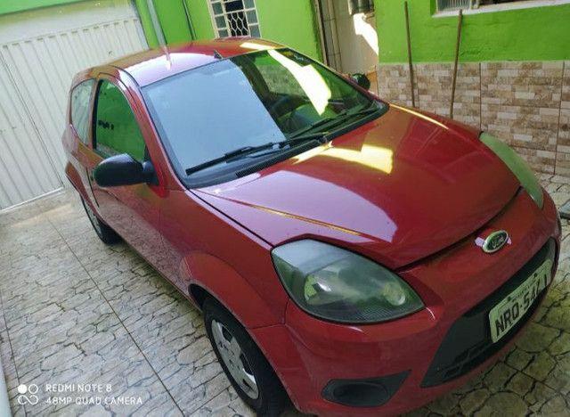 Ford Ka 2011/2012 IPVA 2021 PAGO