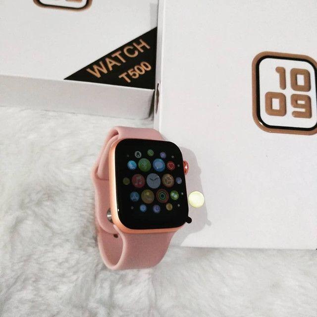 Relógio Smartwatch T500  - Foto 2