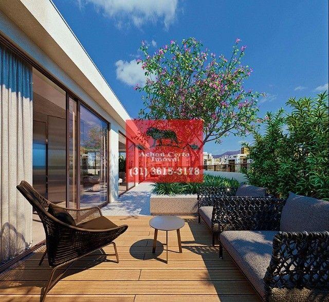 Apartamentos novos com 1 e 2 quartos à venda no bairro Santo Agostinho em BH - Foto 3