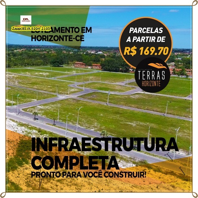 Loteamento Terras Horizonte !!!! - Foto 3