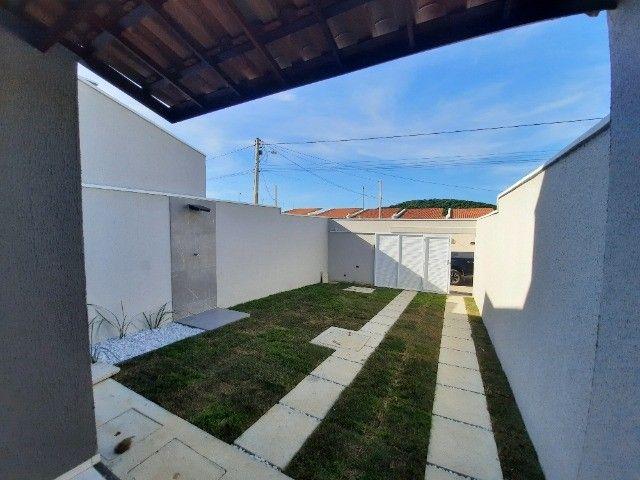 JP casa nova de 3 quartos 2 banheiros com fino acabamento - Foto 3