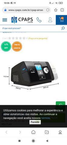 Aparelho CPAP para diminuir o ronco - Foto 2