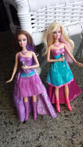 Bonecas Barbies do Filme a Princesa e a Pop Star