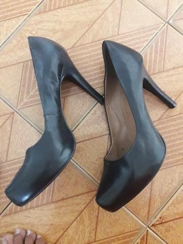 Sapato e blusa social