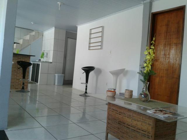 Casa Ampla - 2o andar com cobertura