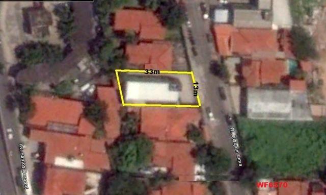 PT0020 Prédio comercial, 6 escritórios, 10 vagas, ponto comercial no Papicu, próx metrofor - Foto 12