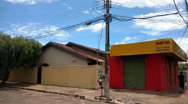 CASA COM SALÃO COMERCIAL - MATA DO JACINTO - oportunidade