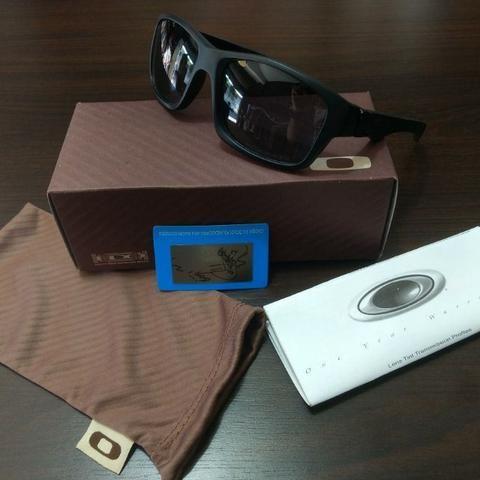 Óculos Oakley Liquidação - Oakley Jupiter 100% Polarizado - Foto 4