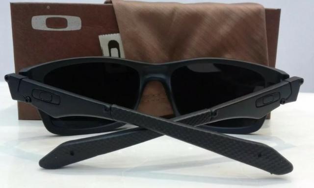 Óculos Oakley Liquidação - Oakley Jupiter 100% Polarizado - Foto 5