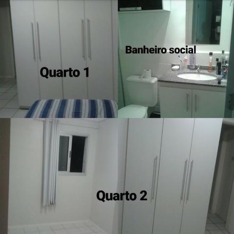Piazza das Mangueiras 3/4, 66m², 01 vagas com moveis planejados - Foto 4