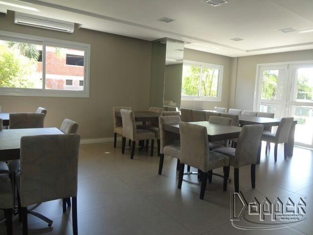 Apartamento à venda com 3 dormitórios em Ideal, Novo hamburgo cod:6247 - Foto 18