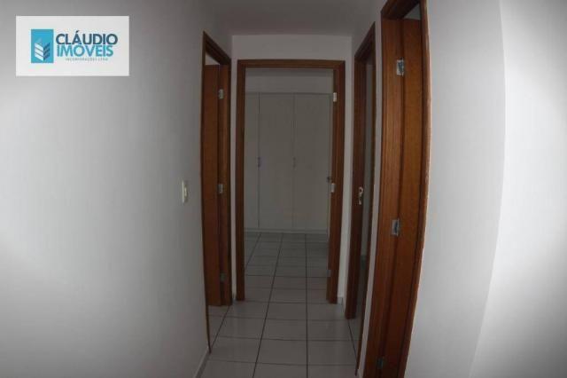 Apartamento com 3 dormitórios à venda, 68 m² por r$ 324.336 - jatiúca - maceió/al - Foto 8