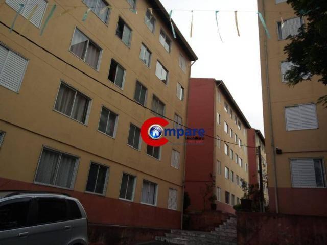Apartamento à venda, 52 m² por r$ 165.000,00 - cidade parque brasília - guarulhos/sp - Foto 4
