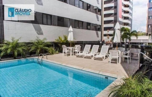 Apartamento com 3 dormitórios à venda, 68 m² por r$ 324.336 - jatiúca - maceió/al - Foto 10