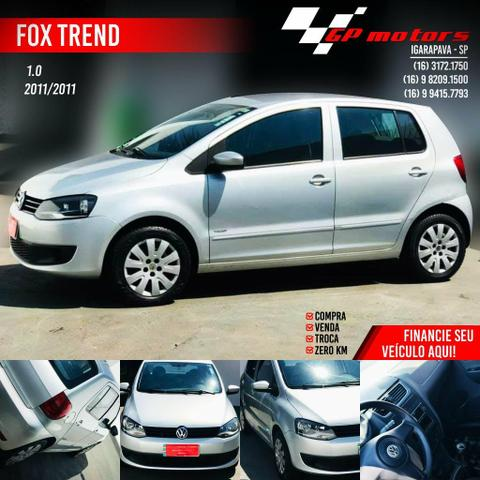 VW Fox ano 2011