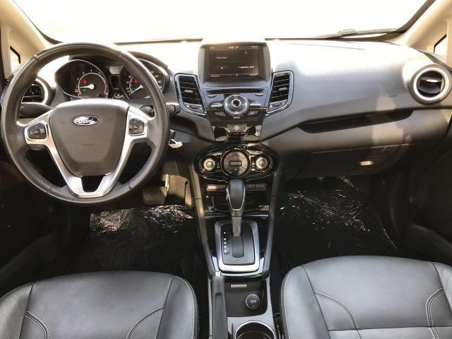 Ford new fiesta 1.6 titanium sedan 16v flex 4p powershift 2015 - Foto 9