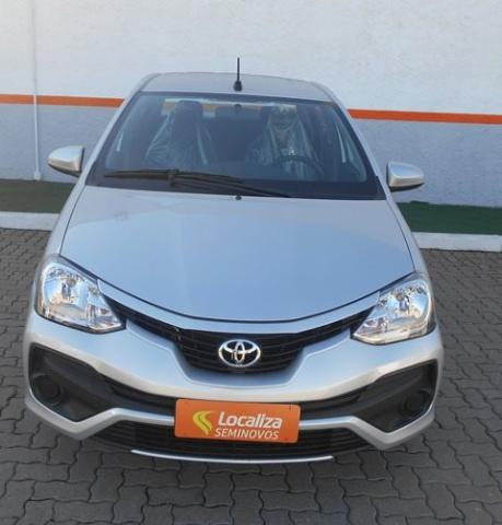 TOYOTA ETIOS 2017/2018 1.5 XS SEDAN 16V FLEX 4P AUTOMÁTICO - Foto 7