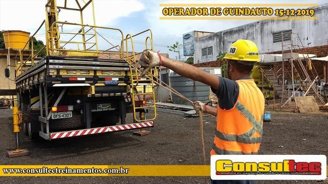 Curso Profissionalizante para Rigger Sinaleiro R$ 250,00 Promoção Inicio 27-01-2020 - Foto 2