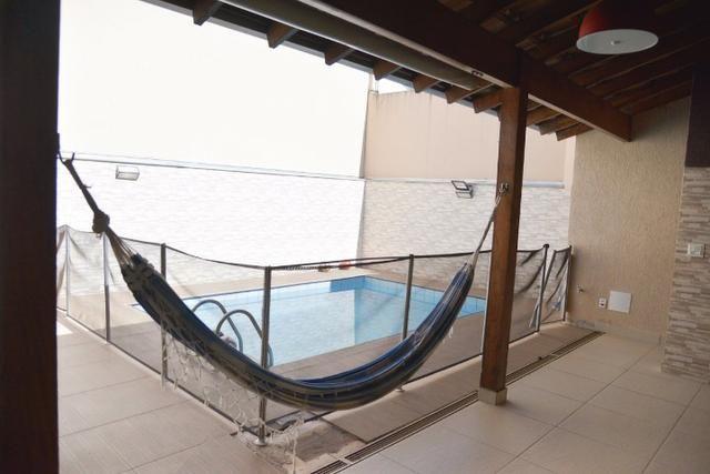 Lindo sobrado com piscina n condominio havana - Foto 10