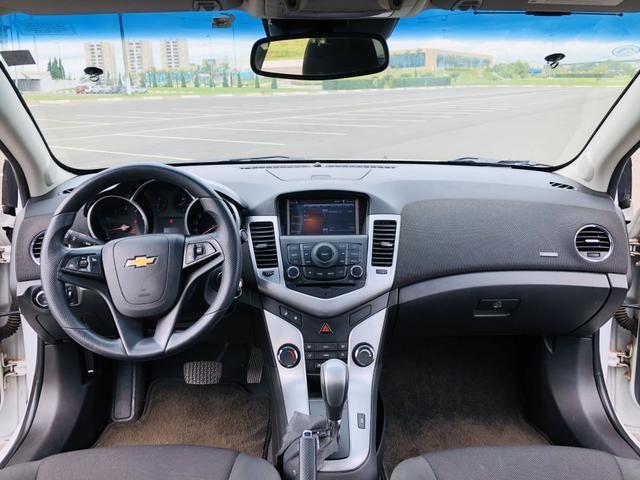 Chevrolet Cruze LT 1.8 flex 2013 Vendo, troco e financio - Foto 9