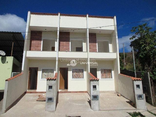 Casa com 2 quartos à venda, 65 m² por R$ 155.000 - Grama - Juiz de Fora/MG