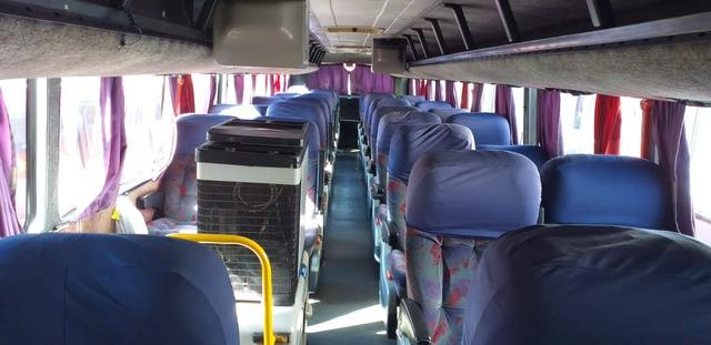 Ônibus DD Scania K113 Impecável - Pronto para viajar e trabalhar! - Foto 6