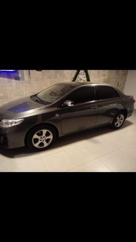 Corolla 2014 - XEI Completo de tudo - melhor preço! - Foto 5