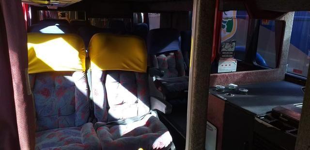 Ônibus DD Scania K113 Impecável - Pronto para viajar e trabalhar! - Foto 10