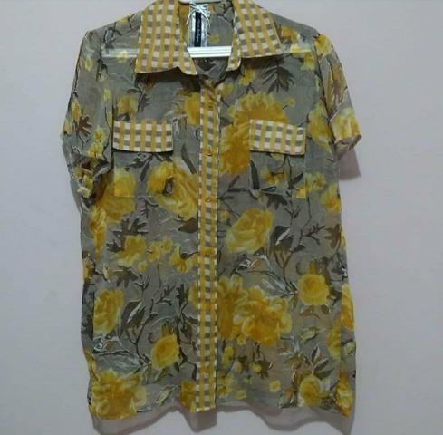 81de8e6a06 Camisa tecido fino - Roupas e calçados - Joaquim Távora
