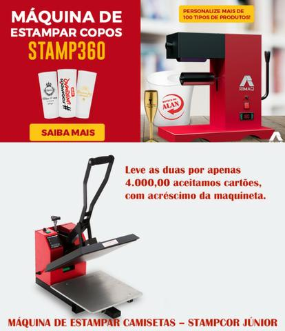 Maquina de estampar camisetas+maquina de long drinks - Máquinas para ... c18d4367a3bc4