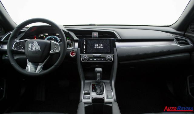 Honda Civic Touring Ano 2019/2020 - Foto 14