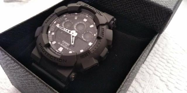 aca35e1e468 Relógio masculino esportivo G Shock novo - Bijouterias