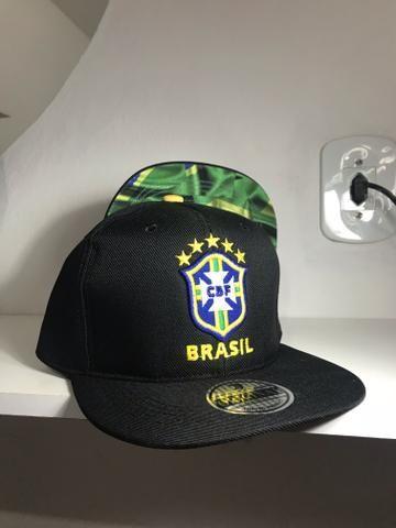 0f92b4e90e Boné seleção Brasileira - Bijouterias
