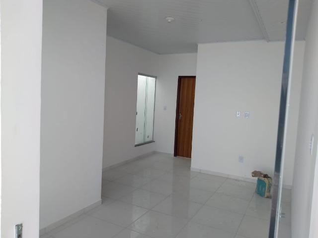 Casa dois quartos , suíte, Bairro Santo Antonio dos Prazeres Pronta para entrar e morar - Foto 2