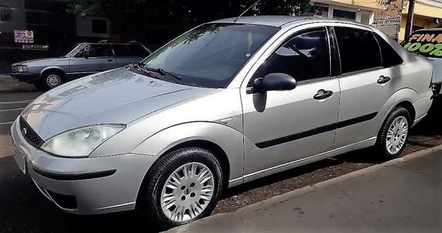 FORD FOCUS 2005/2005 1.6 GLX SEDAN 8V GASOLINA 4P MANUAL - Foto 6