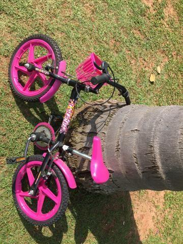 Bicicleta Infantil Feminina aro 16 Fofys