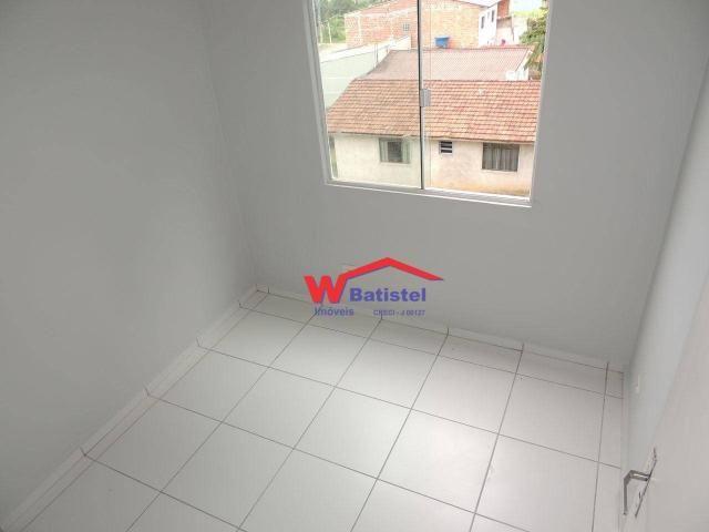 Apartamento com 2 dormitórios à venda, 46 m² por r$ 152.000 - rua tunísia nº 634 - fátima  - Foto 19