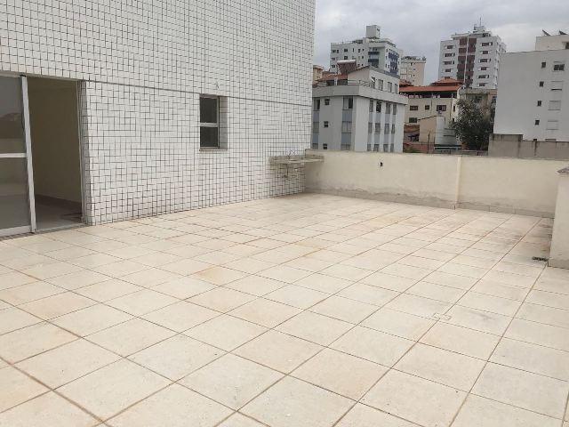 Cobertura à venda com 3 dormitórios em Nova suíssa, Belo horizonte cod:3299 - Foto 13